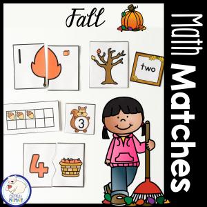 Fall Math Matches